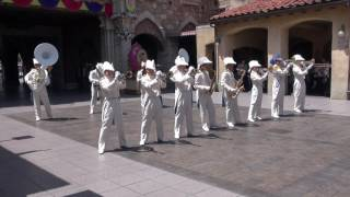 TDS Maritime Band (B Sing×3) 東京ディズニーシー・マリタイムバンド(シングB)