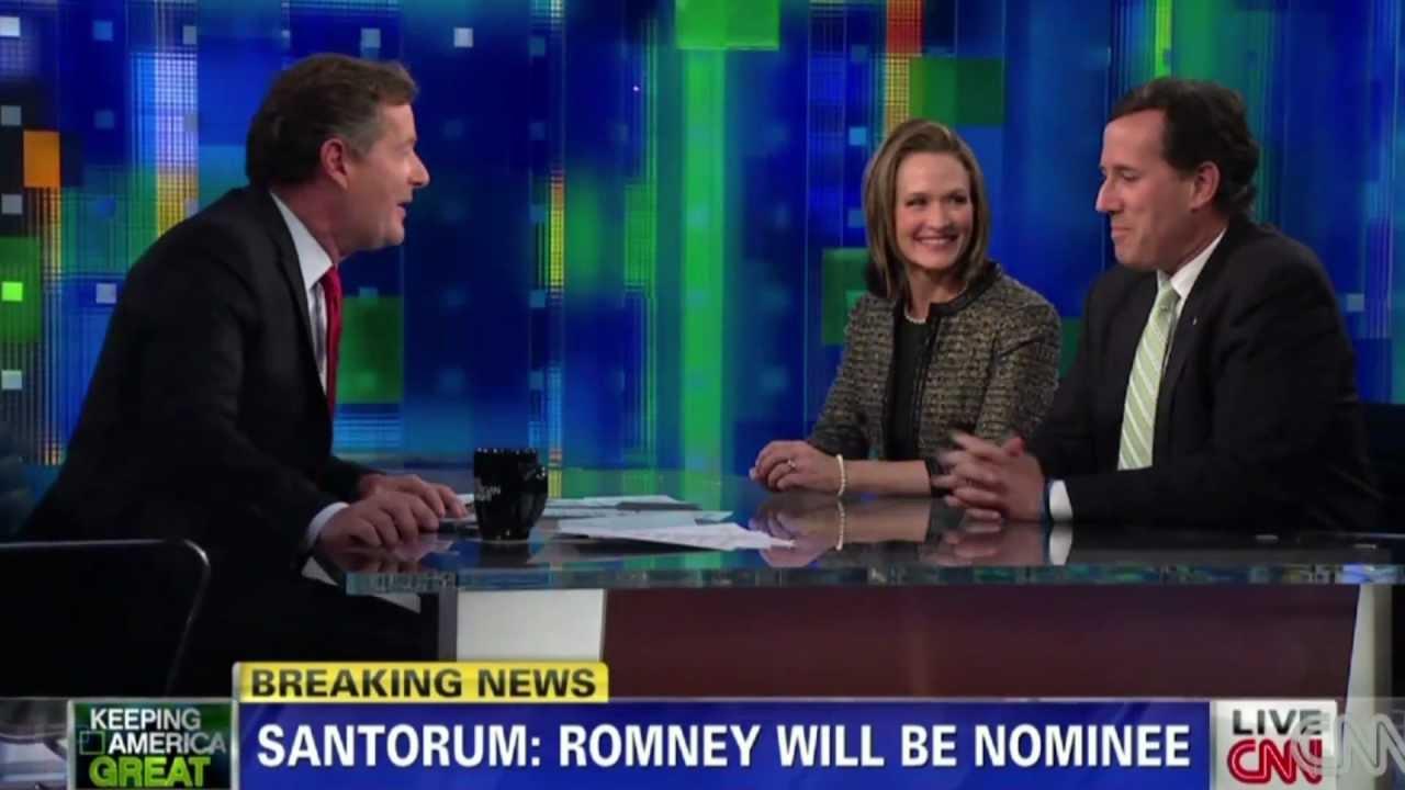 Santorum, Bachmann Don't Endorse Romney thumbnail