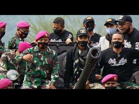Viral Ustaz Abdul Somad Dikawal TNI saat Ceramah di Lampung