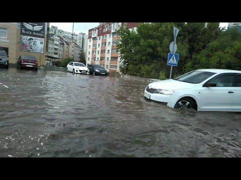 Рязань после дождя, дашково-песочня. 23.05.2019