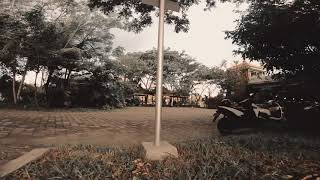 DiaRy fpv - Cinematic 3inch drone at Central Parking Ubud with gopro 7 black