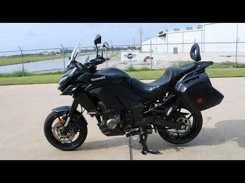 2015 Kawasaki Versys® 1000 LT in La Marque, Texas