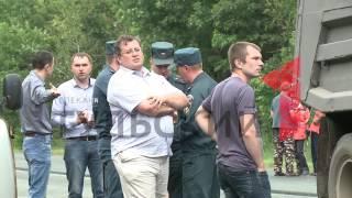 Страшная авария в Плавском районе