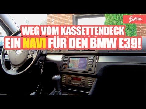 """Ein """"Seicane"""" Navi für den BMW E39 - Weg mit dem Kassettendeck!"""