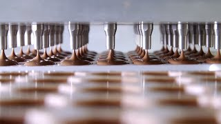 A new world of Chocolate Moulding