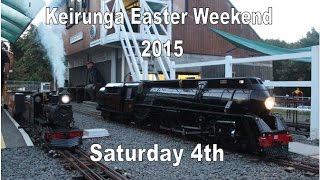 preview picture of video 'Keirunga Easter Weekend 2015 Saturday 4th'
