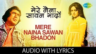 Mere Naina Sawan Bhadon with lyrics | Mehbooba - YouTube