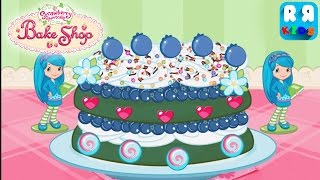Strawberry Shortcake Bake Shop - Best Cooking Apps for Kids - Part 5 Baking Cake Berry Bitty Cakes