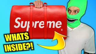 Unboxing The MILLIONAIRE MYSTERY BOX!!  **SHOCKED**
