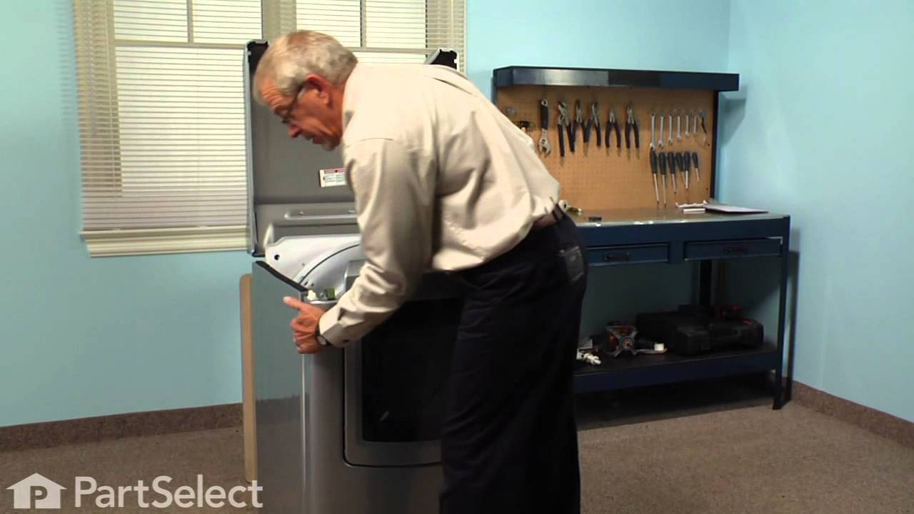 Replacing your Whirlpool Dryer Moisture Sensor