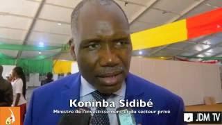 Reportage 2ème Salon des Banques et PME de l'UEMOA