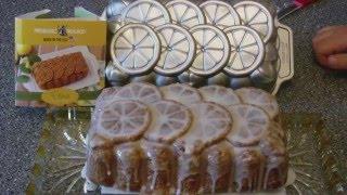 Nordic Ware Backform für Zitronenkuchen