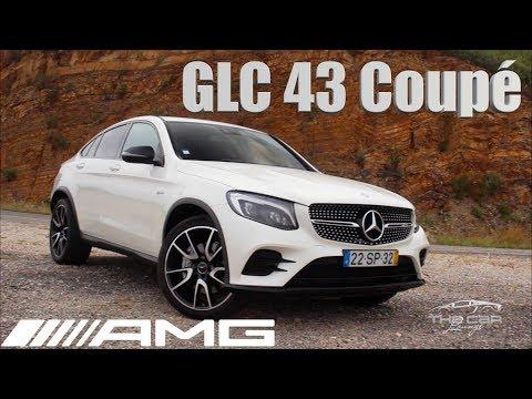 Mercedes-Benz GLC 43 Coupé AMG - Quando as aparências iludem!