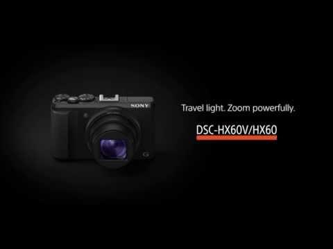 Sony Cyber-Shot DSC HX60V / HX60 Feature Movie