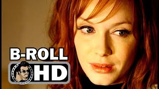 GOOD GIRLS B-Roll Bloopers Gag Reel B-Roll (2018) Christina Hendricks Comedy Series HD