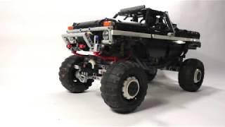 'Ford F150 1977 Lego Technic MOC