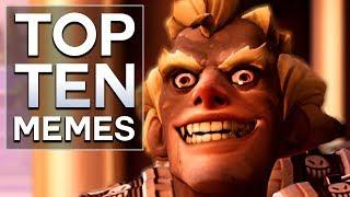 Overwatch - Top 10 Memes
