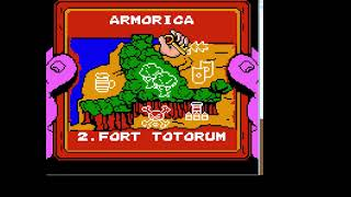 Asterix: Search For Dogmatix (GBC) Whole Game