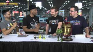 DMC Gives Us the Scoop on His New Original Comics on Marvel LIVE! at NYCC 2014