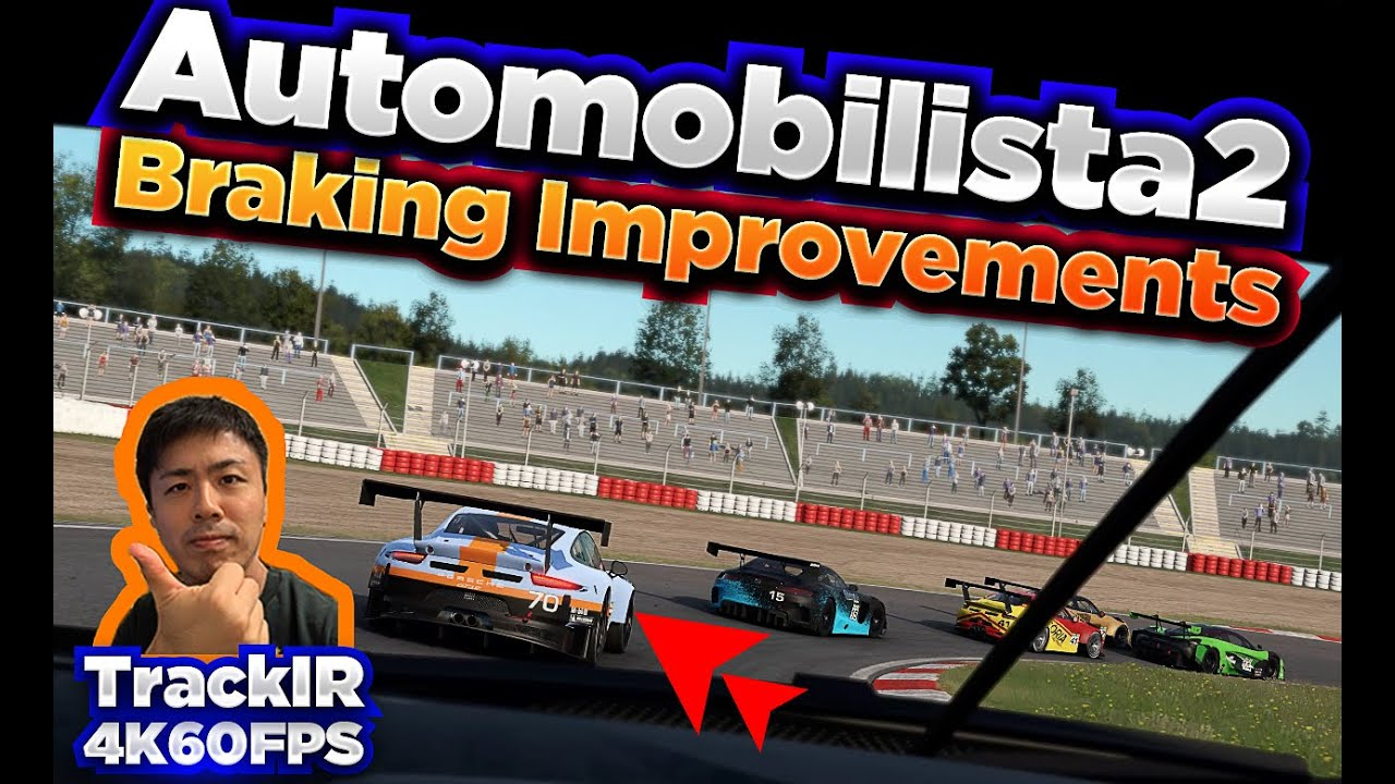 Ken Racing: How good are the brake improvements in AMS2?