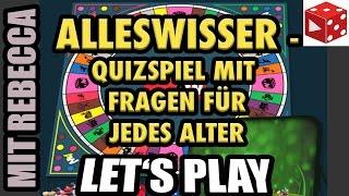 Alleswisser - Appgesteuertes Familien-Quizspiel mit altersspezifischen Fragen - Empfehlung!