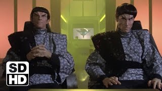 TNG Remastered: 1x25 'The Neutral Zone' Comparison, SD to HD