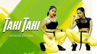 Taki Taki - Dj Snake Ft. Selena Gomez, Ozuna, Cardi B  Todance With Sonali