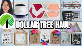 BEST DOLLAR TREE HAUL OF 2020 MUST SEE HOME DECOR