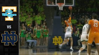 Tennessee vs. Notre Dame Women's Basketball Highlights (2019-20)