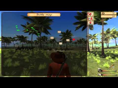 Видео № 1 из игры Огнем и мечом 2: На Карибы [PC]