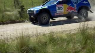 preview picture of video 'Dakar 2009 Córdoba (auto-car)'