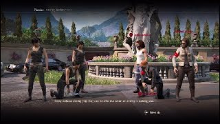 Uncharted 4 MP  3v3  Against XHypnotize L ;  IMortall_Killer  ; DIDDIOGO20