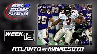 How the Falcons 'Vick-timized' the Vikings in 2002 | NFL Films Presents