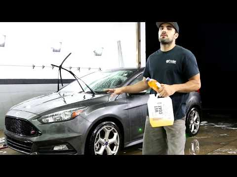 How do you apply Gyeon Wetcoat Paint Protection! NEVER WAX YOUR CAR AGAIN!