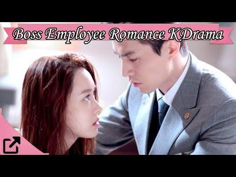 Top Boss Employee Romance Korean Drama 2018
