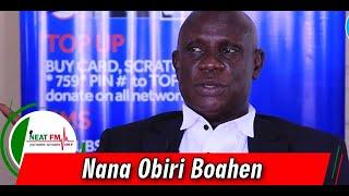 Obiri Boahene Descends On NDC