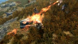 Skyrim Mod - Foglings- Mihail Monsters and Animals
