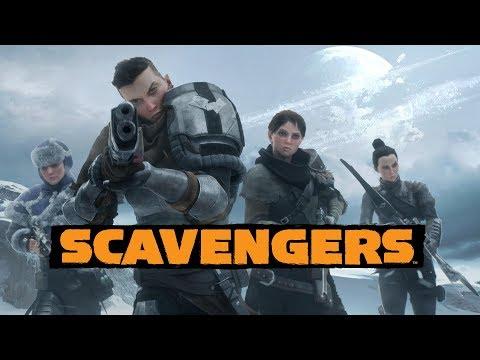 Announcement Trailer - Game Awards 2018 de Scavengers