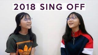 2018 TOP HITS IN 3,5 MINUTES