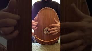 Reverie style Harmonic Harp