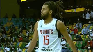 Jermaine Cole Full Highlights + ALL Plays in Pro Basketball Debut   2021 Basketball Africa League