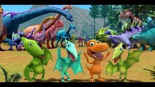 Динозаврлар хакида мултфилм