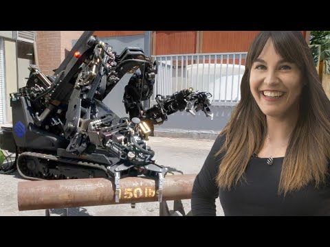 The Guardian GT exoskeleton is a crazy strong robot