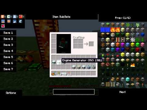Minecraft: Mod Spotlight Power Converters (IC2 & Buildcraft Addon)