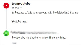 A Fake YouTube Email Tried to Scam Me, so I played along...