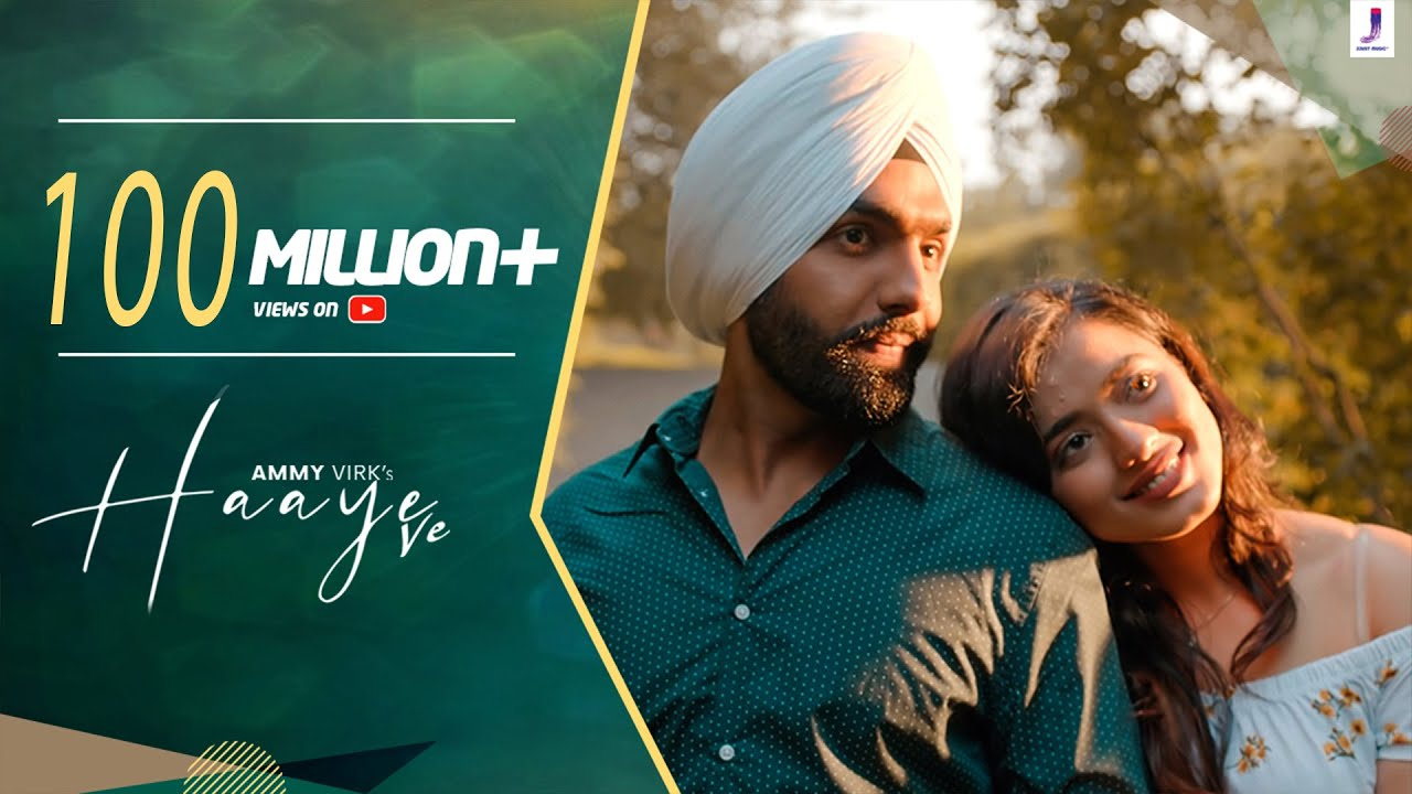 Haaye Ve (Official Video) Ammy Virk | Raj,SunnyVik,Navjit,Ketika | Latest Punjabi Songs| Jjust Music - Ammy Virk Lyrics