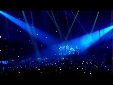 """Rammstein - """"Ohne Dich""""  Bercy Paris 7/3-2012 HD"""