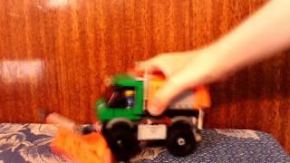 Обзор Лего сити 60083