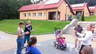 preview picture of video 'Radosne Serca - Oaza Zembrzyce 2014'