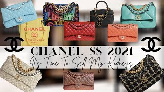 CHANEL SPRING SUMMER 2021 // REACTING TO THE COLLECTION// IT IS OFFICIALLY TIME TO SELL MY KIDNEYS😂
